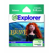 LeapFrog® Explorer™ Disney Pixar Brave Learning Game, Ages 5-8 Years