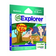 LeapFrog® Explorer™ Disney Phineas and Ferb Learning Game, Ages 5-8 Years