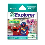 LeapFrog® Explorer™ Sesame Street Solve It With Elmo, Abby and Sup... Learning Game, Ages 3-5 Years