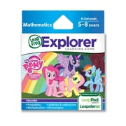 LeapFrog® Explorer™ My Little Pony: Friendship is Magic Learning Game, Ages 5-8 Years