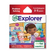 LeapFrog® Explorer™ Disney Doc McStuffins Learning Game, Ages 3-5 Years