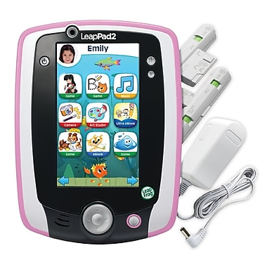 LeapFrog LeapPad2™ Power Kids Learning Tablet, Ages 3-9 Years, PinkSorry, this item is currently out of stock.
