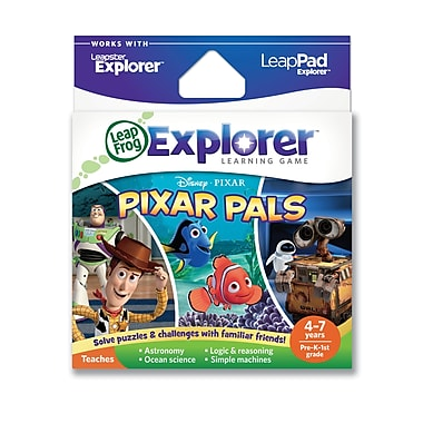 LeapFrog® in.Disney Pixar Pixar Palsin. Learning Game, Ages 4-7 Years