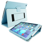 Snugg Polyurethane Leather Folio Case Cover and Flip Stand for Apple iPad Air/iPad 5