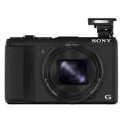 Sony - Dsc Cyber Shot 20.4 Mp Dschx50v/B