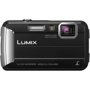 Panasonic-Cameras Lumix Active Lifestyle Tough Dmc-Ts25k, Black