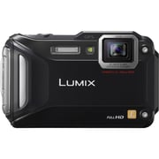 Panasonic-Cameras Lumix Intelligent Zoom Dmc-Ts5k, Black