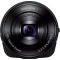 Sony - Dsc Smartphone Attachable Dscqx10/B Lens-Style Camera