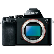 Sony - Dsc Full Frame 36.4 Mp Ilce7r/B