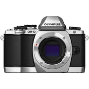 Olympus-Photo Video Om-D E-M10 Compact System Camera V207020su000, Silver