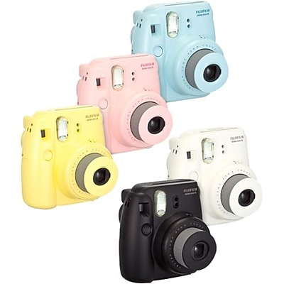 Fujifilm - Film Instax Mini 8 Yellow 16273441