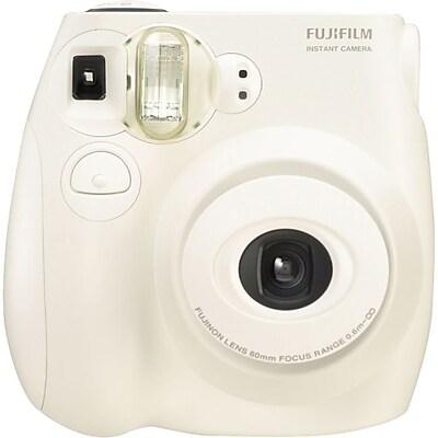 Fujifilm Instax Mini 7S Instant Film Camera 60 mm White