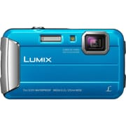 Panasonic-Cameras Lumix Active Lifestyle Tough Dmc-Ts25a, Blue