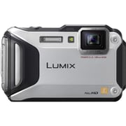 Panasonic-Cameras Lumix Intelligent Zoom Dmc-Ts5s, Silver