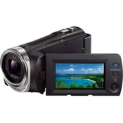 Sony - Camcorders Video Camera Hdrpj340/B 9.2 Mp Black