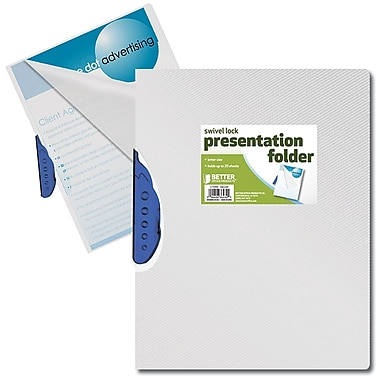 Better Office Products Letter Size Expanding Files