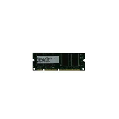 Lexmark 128MB DDR SDRAM (100 Pin DIMM) 333 MHz (PC2700) Memory Module For C520n/522n/522tn