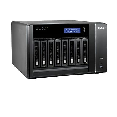 QNAP VS-8132 PRO+ 32 Channel Tower 8 Bays Network Attached Storage Server For S MBs