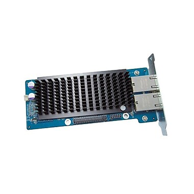 QNAP LAN-10G2T-D Dual Port 10 Gigabit Network Expansion Card For TS-870