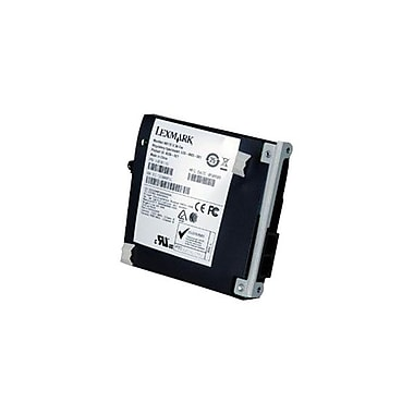 Lexmark 37X5125 MarkNet N8110 V.34 Fax Card F/C925de, 925dte