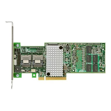 Intel RS25DB080 8 Plug-In Card 6 Gbps Low Profile SATA/SAS RAID Controller