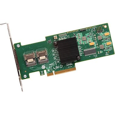 Intel RS2WC080 8 Port Plug-In Card SATA/SAS RAID Controller