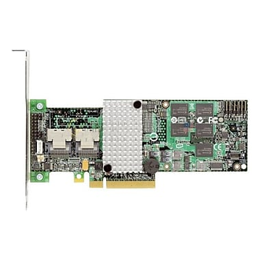 Intel RT3WB080 256MB 8 Plug-In Card SATA/SAS RAID Controller