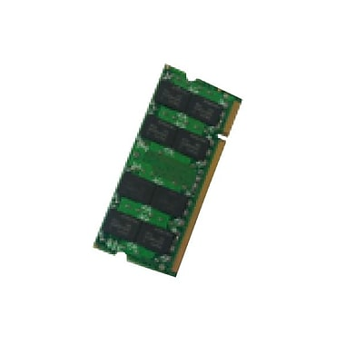 QNAP® 1GB SO-DIMM (240 Pin SDRAM) DDR3-1333 (PC3-10600) RAM Module