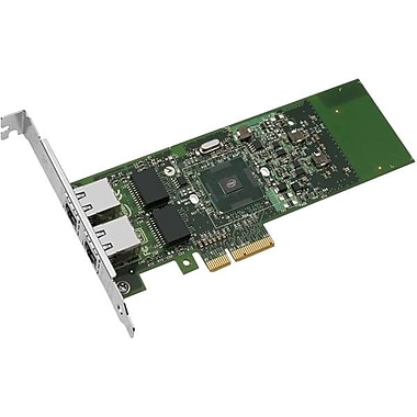 Intel E1G42ET Gigabit ET Dual Port Server Adapter, Bulk Pack