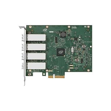 Intel E1G44HF Ethernet Server Adapter, Bulk Pack