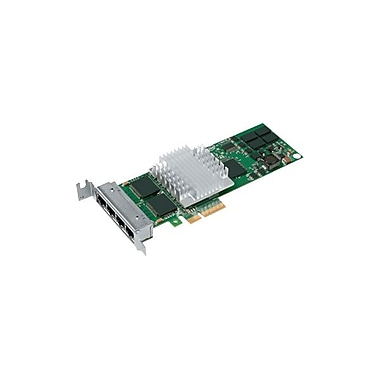 Intel EXPI9404PTL PRO/1000 PT Quad Port Low Profile Server Adapter, Retail Pack