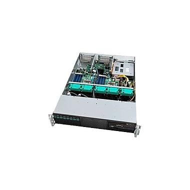 Intel R2224BB4GCSAS 2U Rack LGA1356 750W 384GB Max Server System