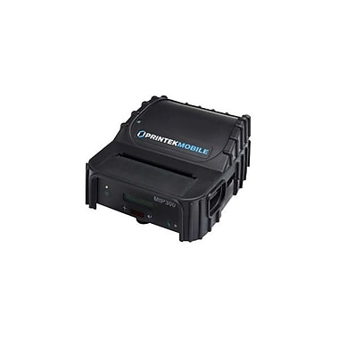 Printek® MtP300LP Portable Monochrome Direct Thermal Printer,203 dpi,83.82 mm/s(91503)