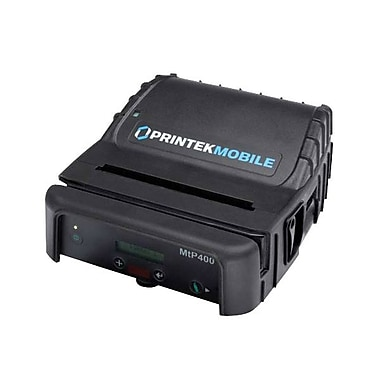 Printek® MtP400LP Portable Monochrome Direct Thermal Printer,203 dpi,3.3