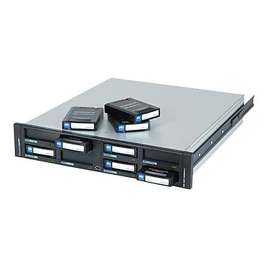 Tandberg Data RDX® QuikStation™ 8 Bay 2U Removable Disk Library