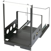 Raxxess Pull-Out Rack; 12U Spaces