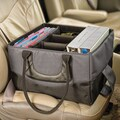 AutoExec File Tote Bag, 600-Denier Nylon