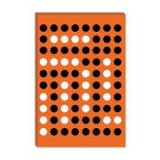iCanvas Modern Candy Corn Trail Graphic Art on Canvas; 12'' H x 8'' W x 0.75'' D