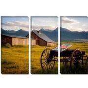 iCanvas 'Older Times' by Dan Ballard Photographic Print on Canvas; 8'' H x 12'' W x 0.75'' D