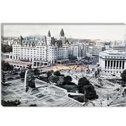 iCanvas Ottawa Centre Ville, Canada 3 Photographic Print on Canvas; 18'' H x 26'' W x 1.5'' D