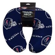 Northwest Co. NFL Beaded Span Neck Pillow; Houston Texans