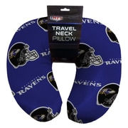 Northwest Co. NFL Beaded Span Neck Pillow; Baltimore Ravens