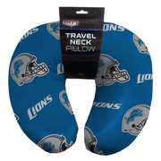 Northwest Co. NFL Beaded Span Neck Pillow; Detroit Lions
