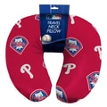 Northwest Co. MLB Polyester Speed Neck Pillow; Philadelphia Phillies
