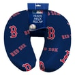 Northwest Co. MLB Polyester Speed Neck Pillow; Boston Red Sox