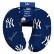 Northwest Co. MLB Polyester Speed Neck Pillow; New York Yankees