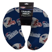 Northwest Co. NFL Beaded Span Neck Pillow; New England Patriots
