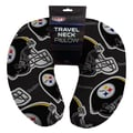 Northwest Co. NFL Beaded Span Neck Pillow; Pittsburgh Steelers