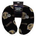 Northwest Co. NFL Beaded Span Neck Pillow; New Orleans Saints