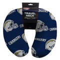 Northwest Co. NFL Beaded Span Neck Pillow; San Diego Chargers